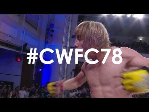 MMA Cage Warriors 78 - This Friday!