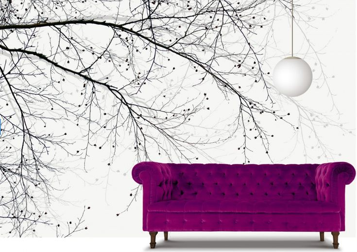 A sofa in my wedding color! This would make for an awesome backdrop for the wedding portraits!