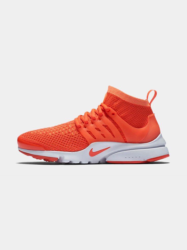 NIKE , Air Presto Ultra Flyknit Mango #nike #orange #airpresto #footwear #