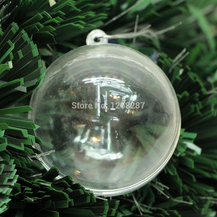 Free shipping,24pcs/lot Clear Plastic Christmas Ornaments 6cm Transparent Hanging Plastic Balls Christmas Decoration  wholesale-in Christmas Decoration Supplies from Home & Garden on Aliexpress.com | Alibaba Group