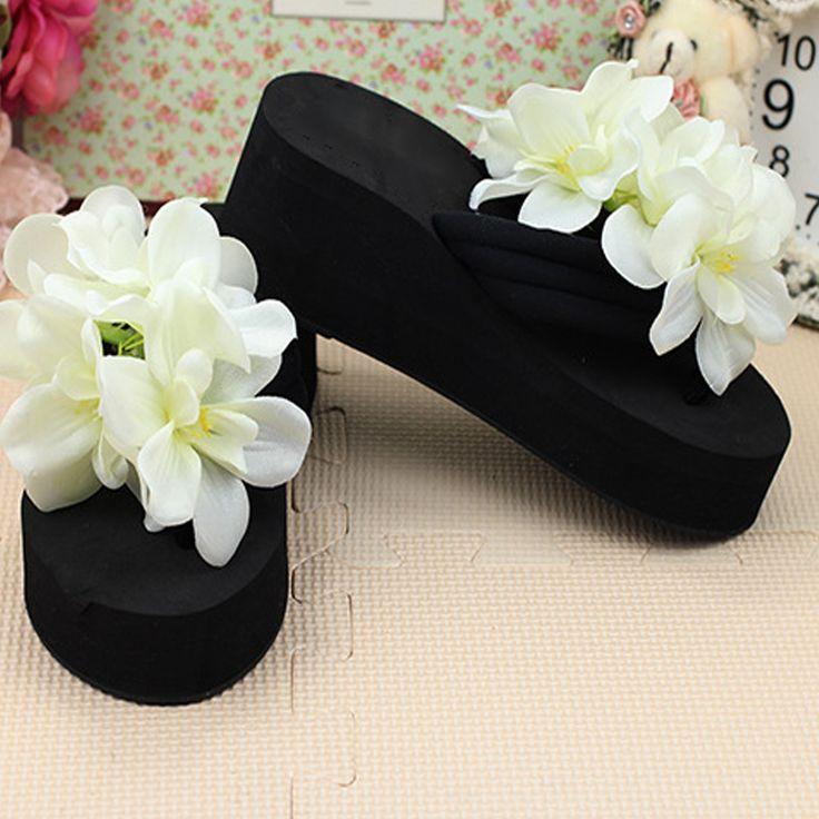 $24.00 (Buy here: https://alitems.com/g/1e8d114494ebda23ff8b16525dc3e8/?i=5&ulp=https%3A%2F%2Fwww.aliexpress.com%2Fitem%2FSale-top-summer-women-fashion-shoes-Handmade-flowers-flip-flop-female-wedges-platform-travel-holiday-beach%2F32662113459.html ) Sale top summer women fashion shoes Handmade flowers  flip flop female wedges platform travel holiday beach slippers hot selling for just $24.00