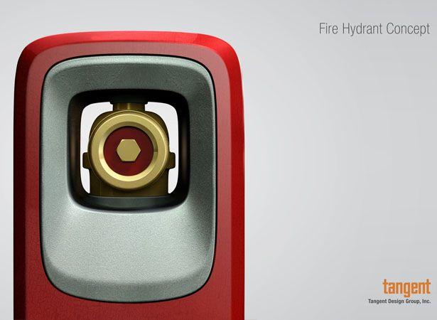 New Fire Hydrant Concept... Tuvie | http://www.tuvie.com