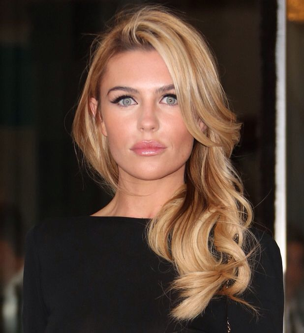 Abbey Clancy, Hair, Inspiration, Girl, Blonde, Haircut, Hair Style, Long,