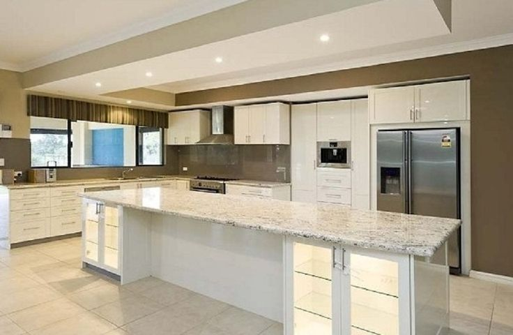 Our clients have a large family and had specific requirements for the kitchen in Henley Brook - 2233