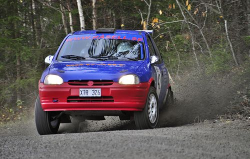 Maximum speed in the Swedish Rally forrest Rallying  Please follow me on youtube and add me there http://www.youtube.com/channel/UCJNAZ9OFsulr4ZATFJZjibQ