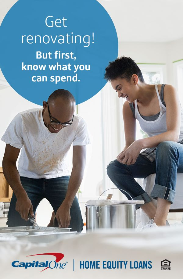 Pre-qualify for a home equity line of credit with no impact to your credit score and know what's possible. Zero closing costs and competitive rates with Capital One could turn your dream into a reality.