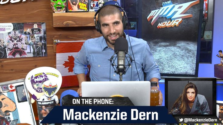 nice Mackenzie Dern's MMA Objective: Defend the UFC Title by the End of 2017