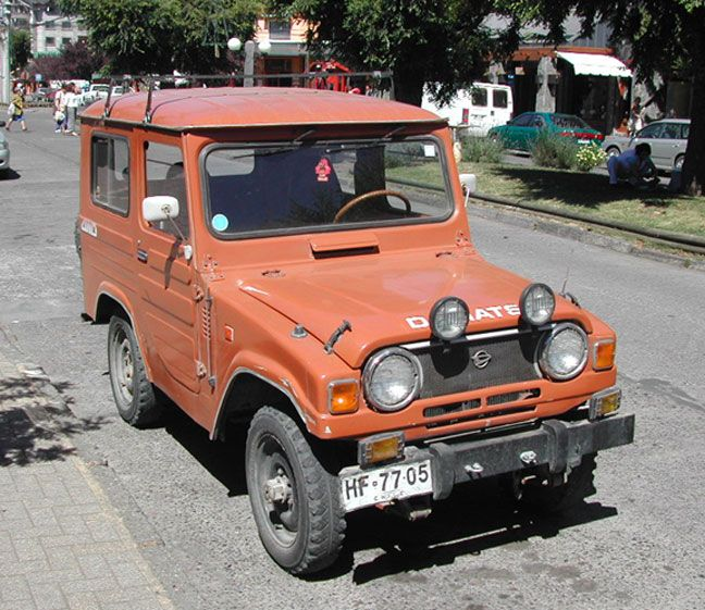 Daihatsu version of mini FJ40?