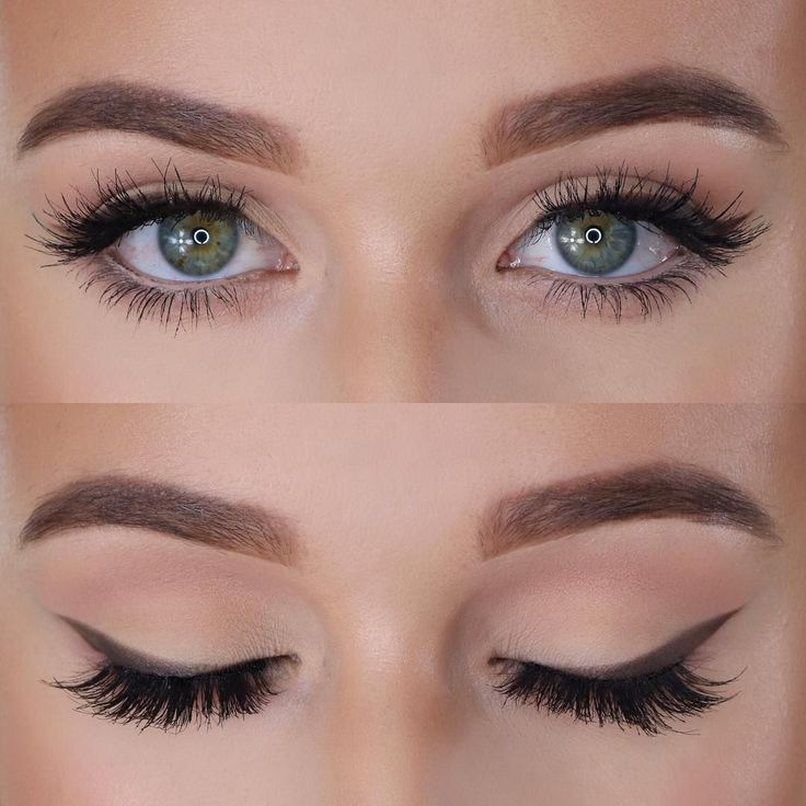 34 Makeup Tutorials For Small Eyes The Goddess - 736×736