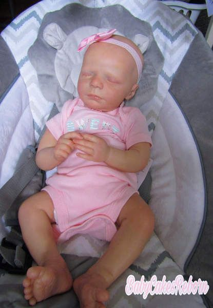 Reborn Baby Doll Asian Kit When Finished By You Vinyl Parts Free Gift Kameko Reborn Kits Supplies Dolls Bears