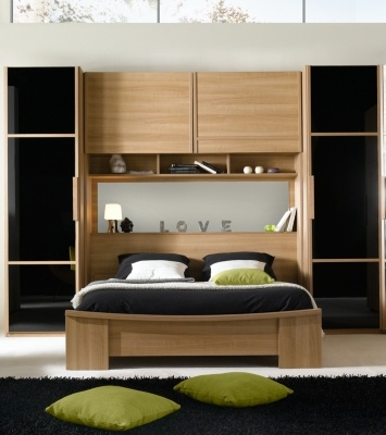les 25 meilleures id es de la cat gorie pont de lit sur. Black Bedroom Furniture Sets. Home Design Ideas