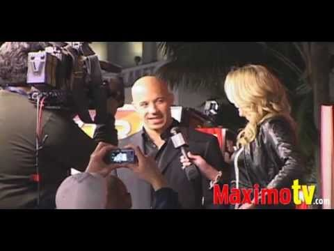 "Vin Diesel, Paul Waker, Michelle Rodriguez, Gal Gadot ""Fast & Furious"" P..."