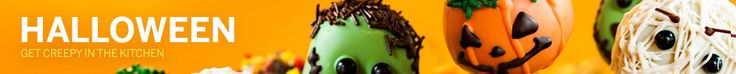 Get spooky Halloween recipes, easy Halloween party ideas, Halloween decor tips and more from Cooking Channel.