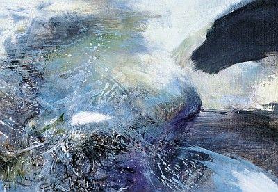 Artiste peintre : Zao Wou-Ki - Peintre contemporain - Abstraction lyrique