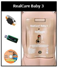How do you know which RealCare® Baby you have? Use these images to find out. | From Realityworks.com