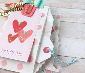 Valentine's Day Gift Card Holder