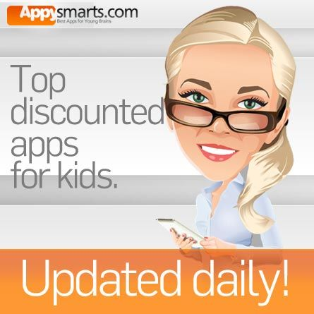 Motor Jack is featured on Appysmarts top discounted apps and ranked second!   We have just launched our Happy October Promotion - Motor Jack is on sale for %50 off during the whole month! #kidsapps #iPad
