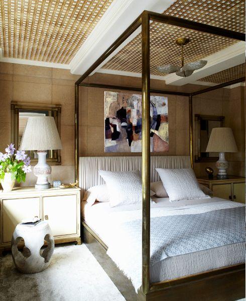 KELLY WEARSTLER | INTERIORS. Bedroom, Manhattan Apartment