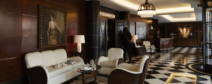 The Beaumont Hotel, London | A Luxury, 5 Star Mayfair Hotel