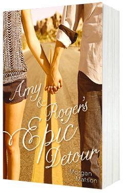Amy & Roger's Epic Detour - Realistic Fiction