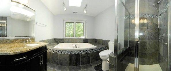 Do moderní koupelny patří moderní sprchový kout