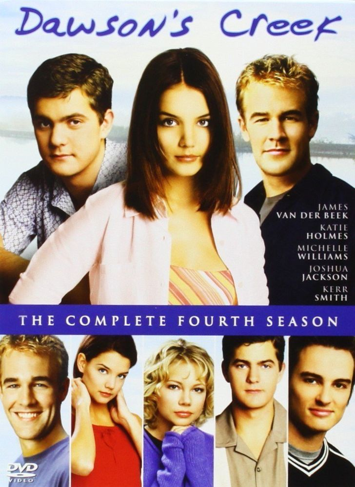 Dawson's Creek - The Complete Fourth Season---NEW FACTORY SEALED!!!