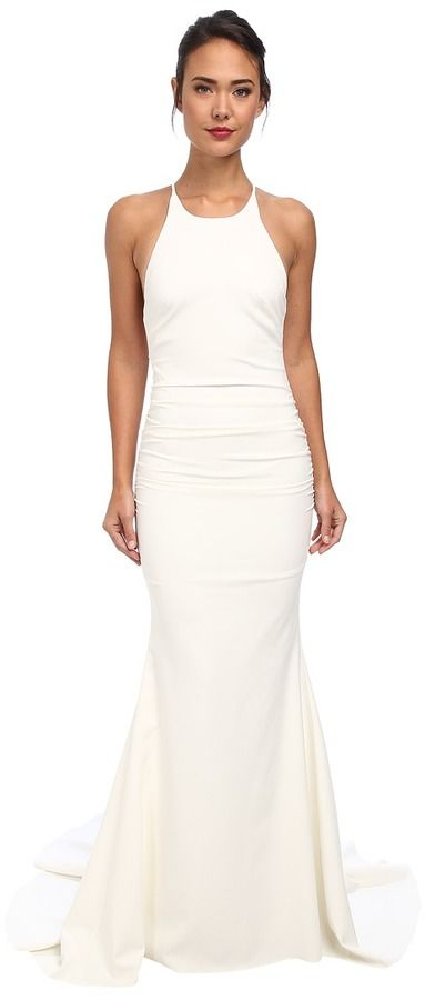 Nicole Miller Morgan Bridal Gown on shopstyle.com