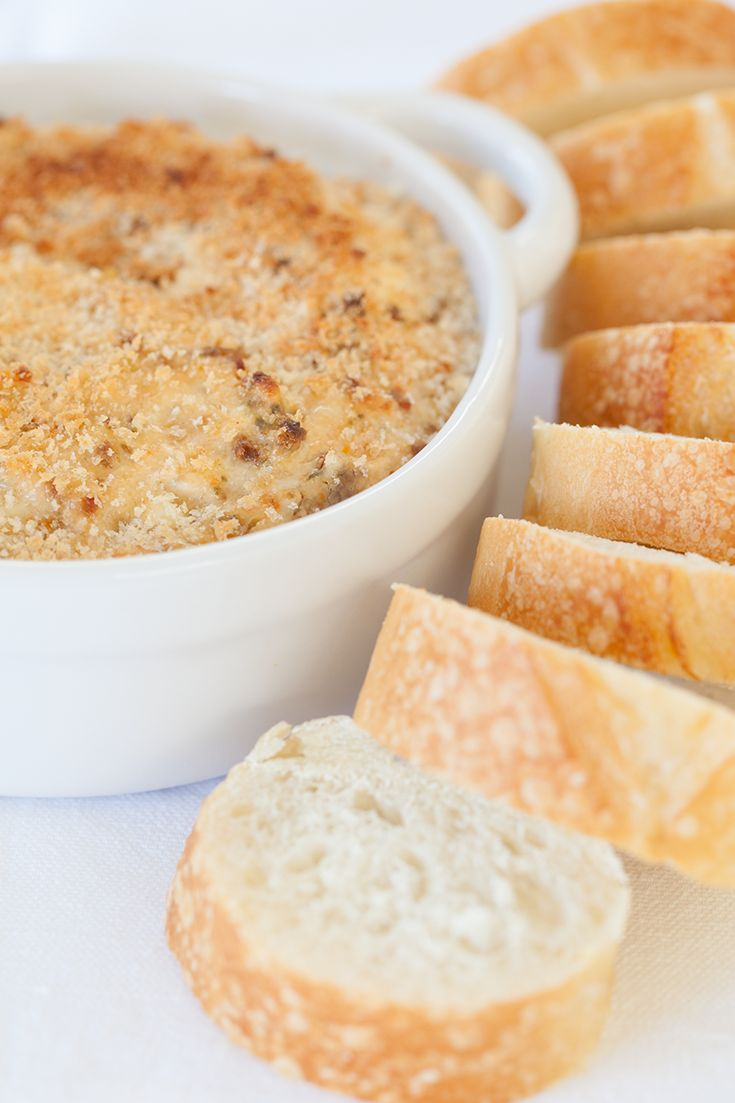 #Epicure Hot Crab & BLT Dip