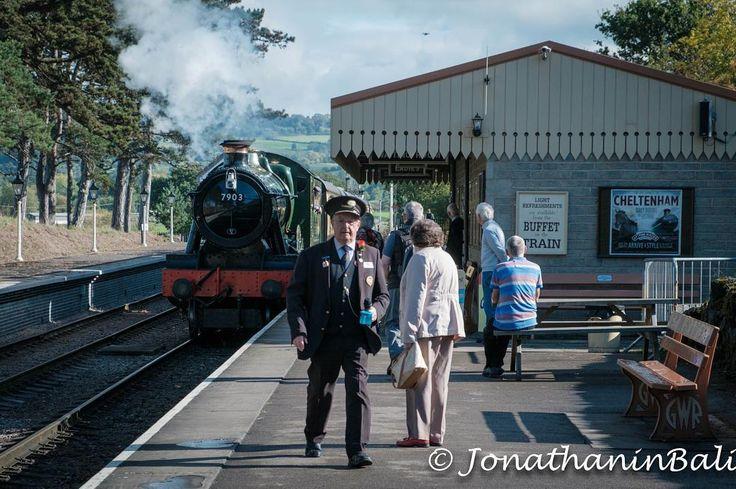 Cheltenham Race Course Railway Station England  For the ebook Walking Tour of Rye the Most Beautiful Town in England - go to http://ift.tt/2whyiaV  #aroundtheworld #worldtraveler #jonathaninbali #www.murnis.com #travelphotography #traveler #lonelyplanet #england #travelingram #travels #travelling #traveling #instatravel #asian #photo #photograph #outdoor #travelphoto #exploretocreate #createexplore #exploringtheglobe #theglobewanderer #mytinyatlas #planetdiscovery #roamtheplanet #tribegram…