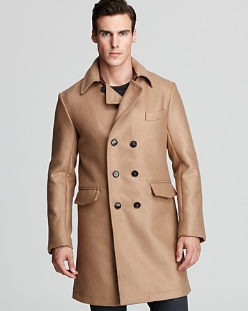 Billy Reid Bowery Coat - New Arrivals - Features - Men's - Bloomingdale's