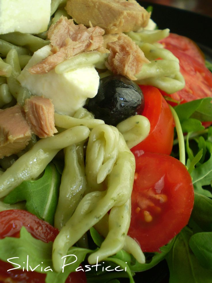insalata trofie
