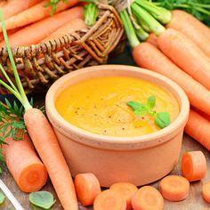Karotten-Ingwer-Suppe von BodyChange
