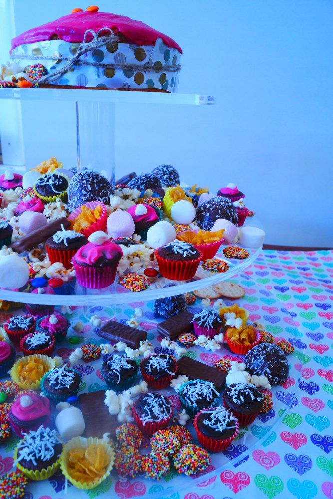 cup cake tier for hire geelong