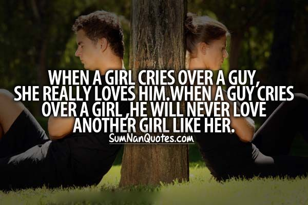 Girls And Guys Quotes: Love Him, A Girl And Her Quotes On Pinterest