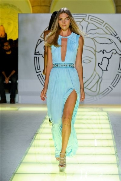 Versace...... Love the color