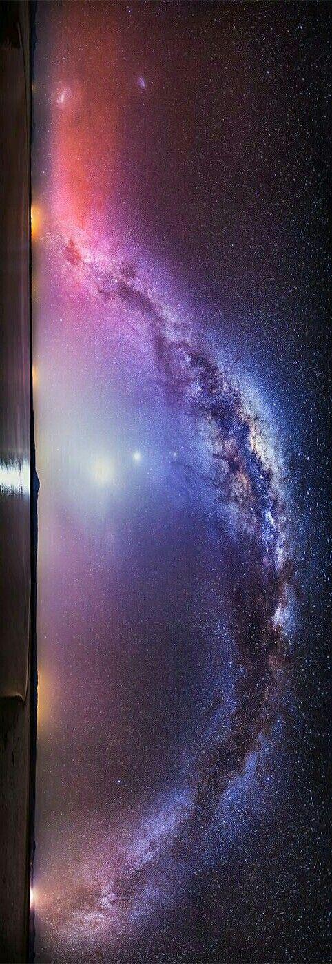 Milki Way.