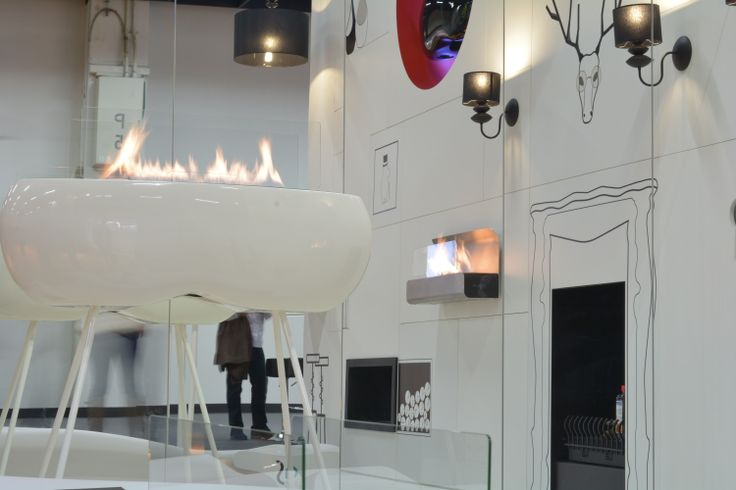 ZEN by Planika is a luxury, bionic-shaped fireplace with a beautiful line of flames.  Its sleek and simple silhouette in combination with user-friendly technology resulted in the item that may be an object of desire.  www.planikafires.com