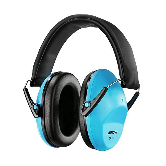 Mpow Children Ear Defenders Snr29 Nnr25 Noise Cancelling Ear Defenders For Baby And Child6 Months To 14 Years Old Fit For Boy And Mpow Ear Hearing Protection