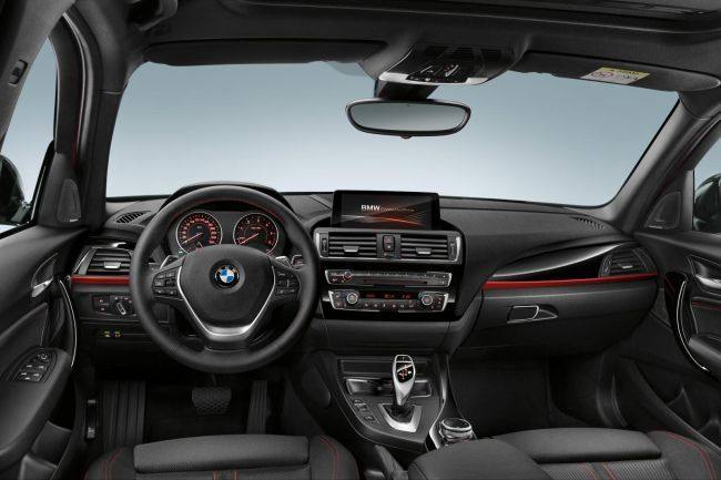 2016 Bmw 1 Series Appearance Specifications Colors Info Primeiro