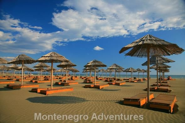 Velika Plaza - The Big Beach - Ulcinj