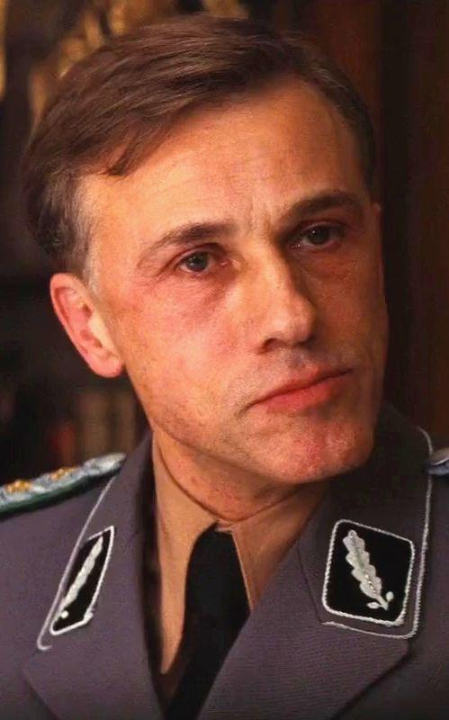 Inglourious Basterds Col. Hans Landa