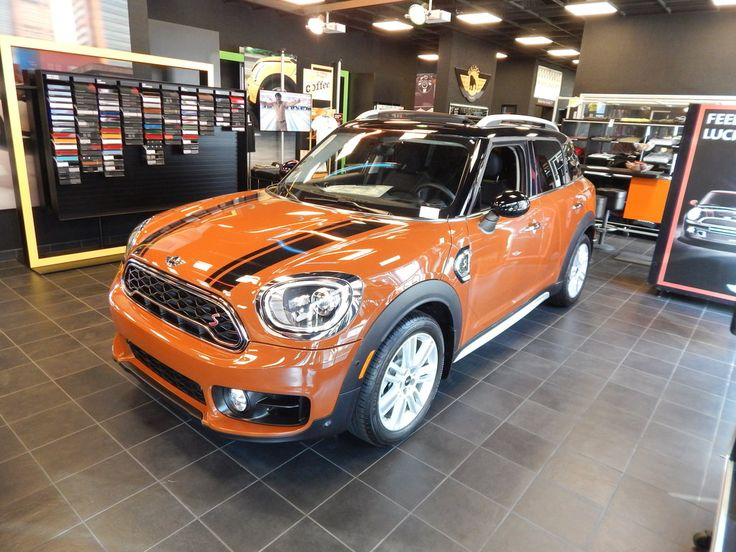 The Mini Countryman is a subcompact crossover SUV that was introduced in 2010. It was Mini's first entry in the crossover market. The Countryman entered its second generation in 2017....