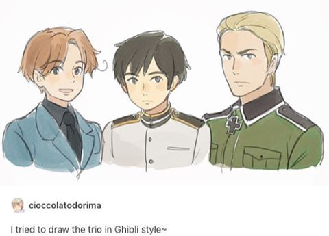 LOOK AT LUDWIG,,THEYRE SO ADORABLE KKSM