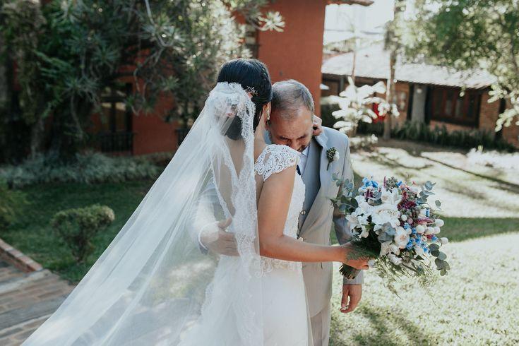 Casamento do noivo que cumpriu a promessa | Gabriela e Pedro