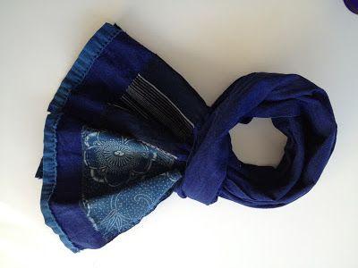 stockholm heart tokyo: scarf