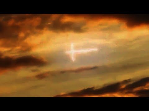 Across The Universe: Huge Cross Shaped Object In The Sky | UFO Sighting...