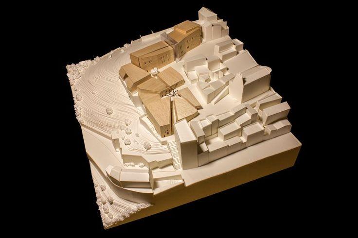Progettazione Architettonica ed Urbana III, Agrigento, Domenico Falci