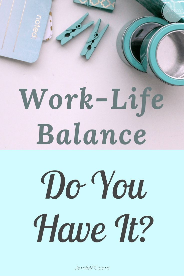 Work-life balance. It's something we all want and something we are always striving for. Work life balance is something that always seems just out reach. Why is this? Maybe it's because we don't really understand how to define work-life balance. When prope