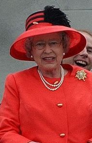 Queen Elizabeth, June 4, 2002 in Philip Somerville | Royal Hats