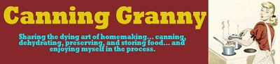 Canning Granny: Canning Cakes, Sweetbreads, Brownies and such